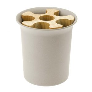Kitchen utensils holder by LegnoArt