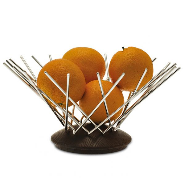 Fruit basket made in Italy by LegnoArt