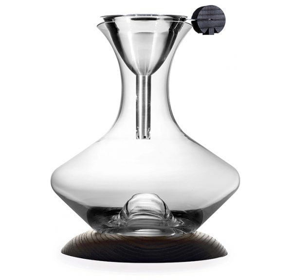 "Decanter per vino ""Optimum"""