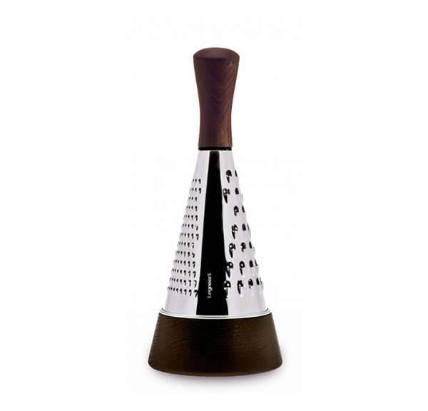Cheese grater made in Italy by LegnoArt
