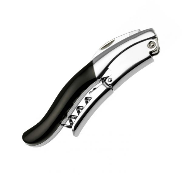 corkscrew wine bottle opener by legnoart