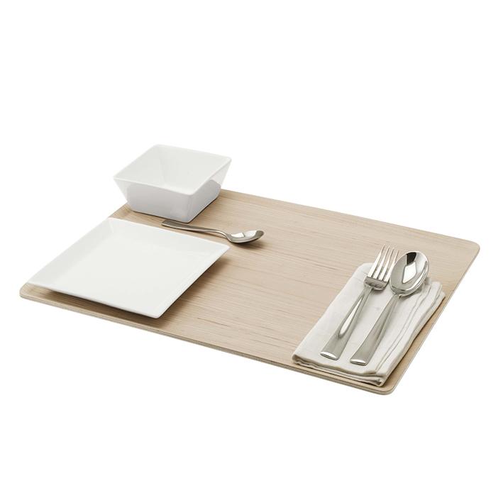 Serving tray by LegnoArt