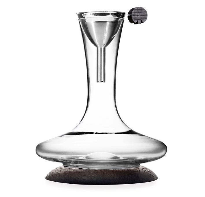 Wine decanter by LegnoArt