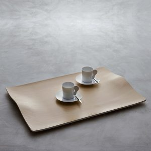 Wooden tray by LegnoArt