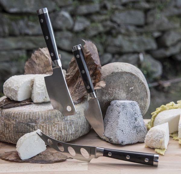 Coltelli formaggio di Legnoar
