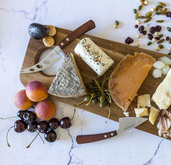 Coltelli formaggio set Legnoart