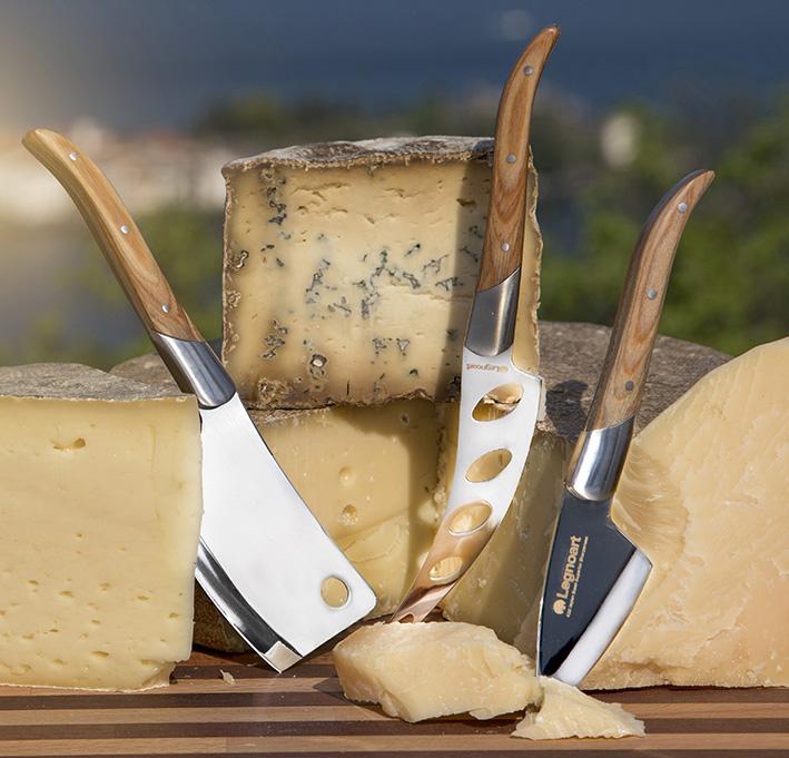 Cheese Knife Set Legnoart