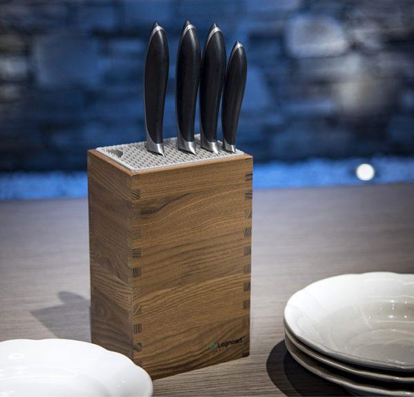 knife block Legnoart