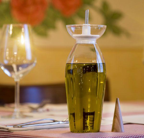 olive oil pourer Legnoart