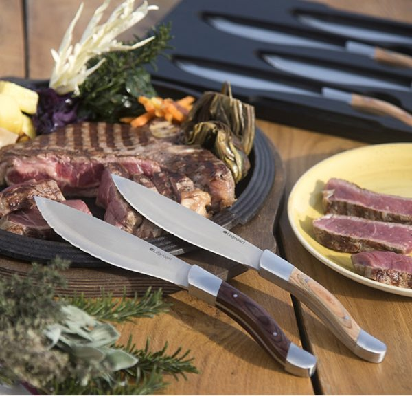 steak knife sets Legnoart