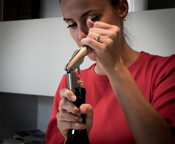Ghemme, the politically correct bottle opener …
